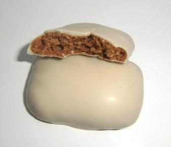 Weiße Schoko-Honig Weichprinte 200g